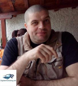 Marko Suton, SEO Specialist / SEO Copywriter
